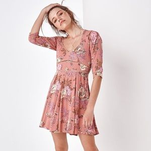Spell and the Gypsy floral dress